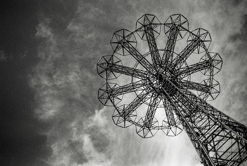 PARACHUTE JUMP - CONEY ISLAND, BROOKLYN - 2011