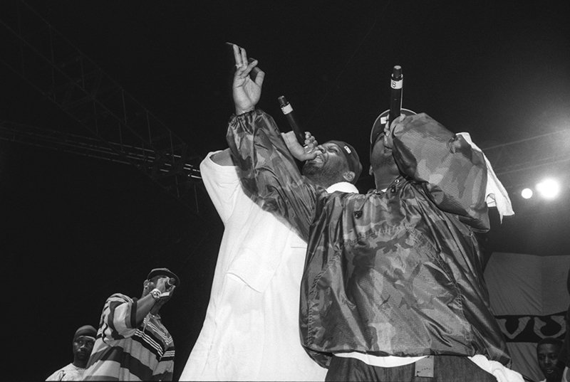 WU-TANG CLAN LIVE AT ROCK THE BELLS - SAN BERNARDINO, CA - 2006