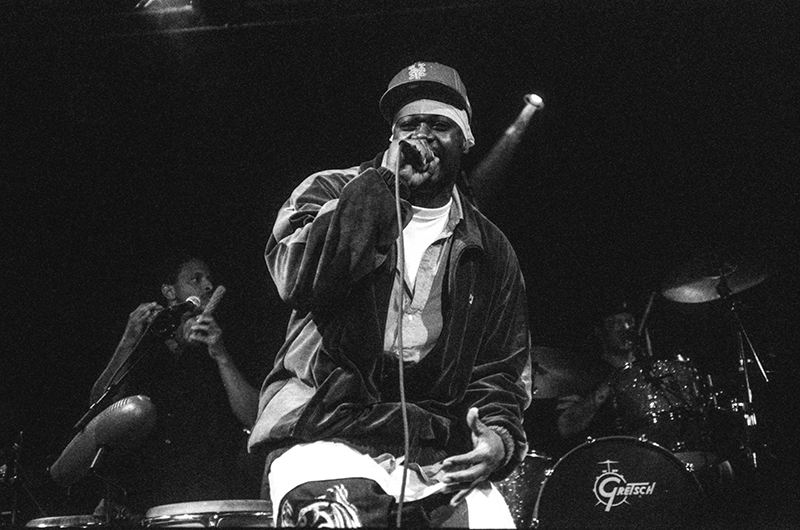 GHOSTFACE - HIGHLINE BALLROOM, NYC - 2007