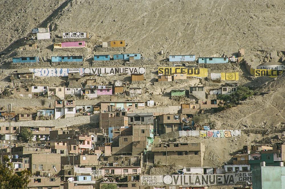LIMA, PERU - 2015