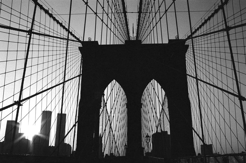 BROOKLYN BRIDGE - 1996