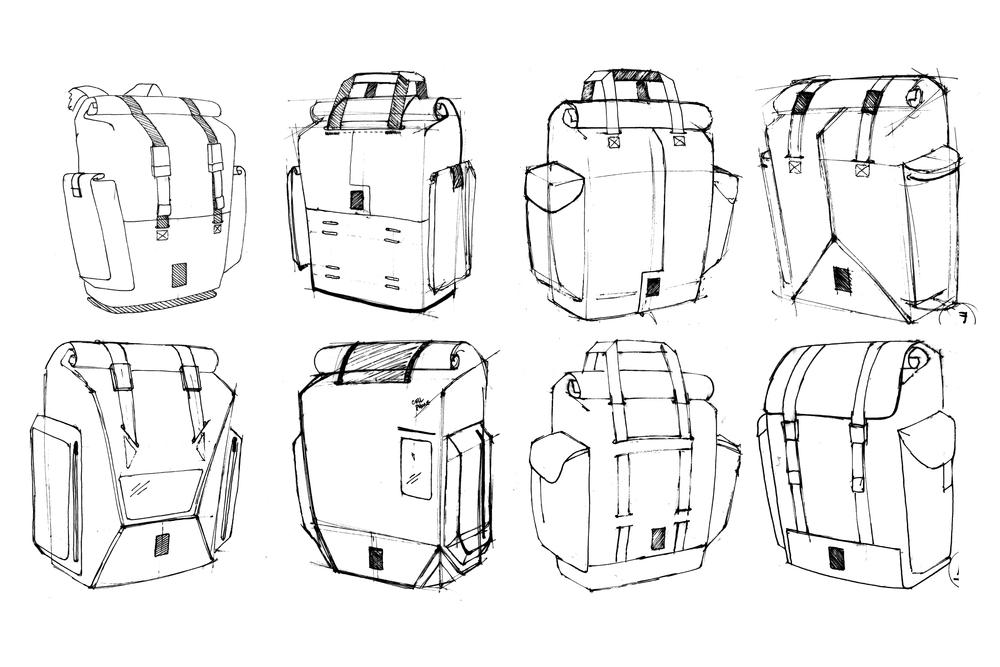 Round 2 Sketches