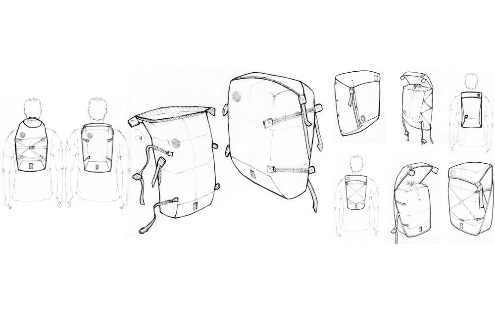 Second Round Sketches