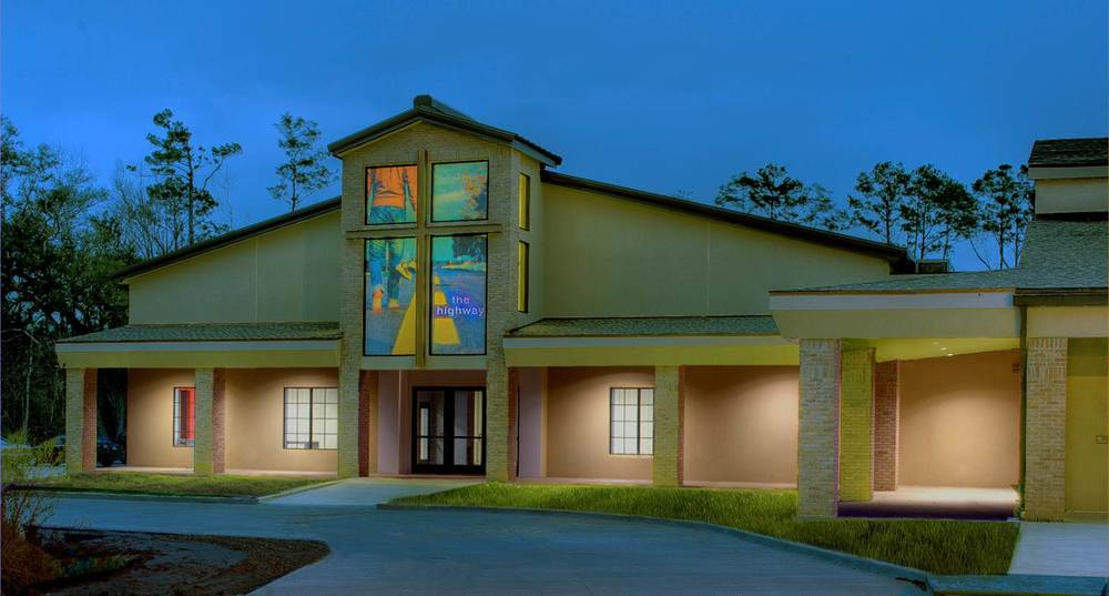 Highway youth building, mandeville, la