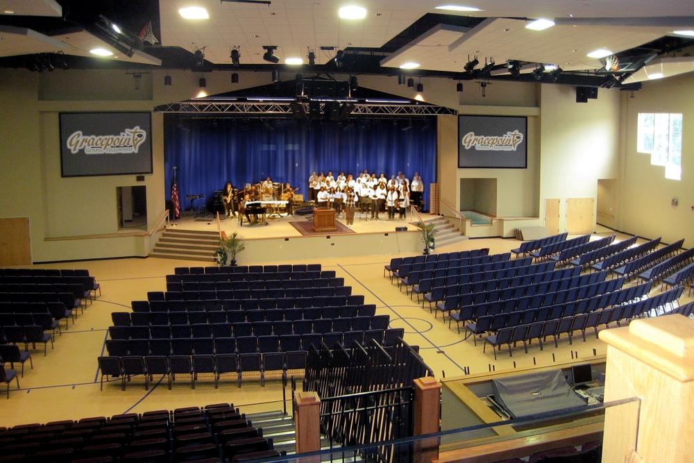 Multi Purpose Worship Centers Architecture Master