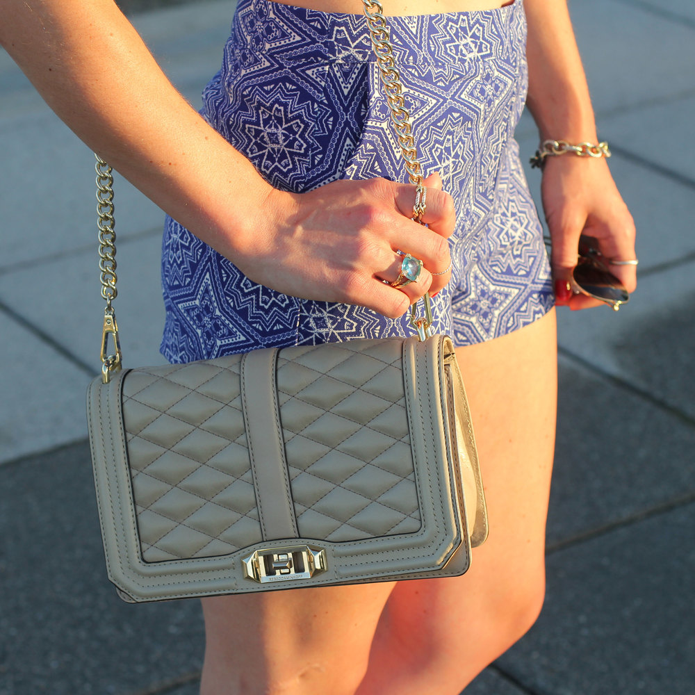 Fashion Blogger, David Yurman Bracelet, Rebecca Minkoff Love Crossbody