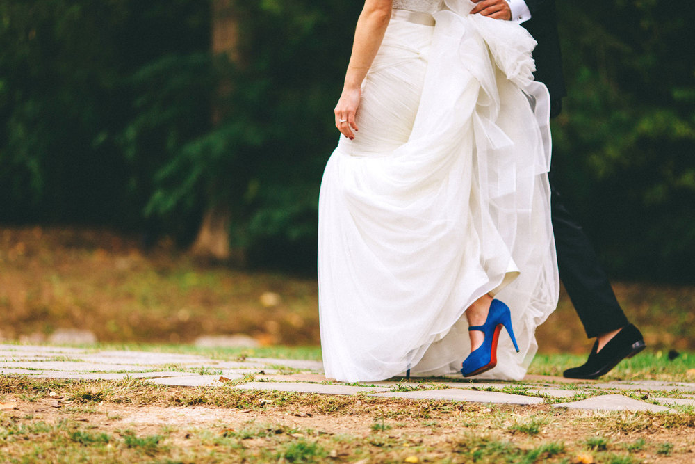Me & Mr. Jones Wedding, Blue Wedding Shoes, Christian Louboutin Wedding Shoes, Magnanni Slippers, Black Tie Wedding, Cedarwood Wedding, Nashville Wedding