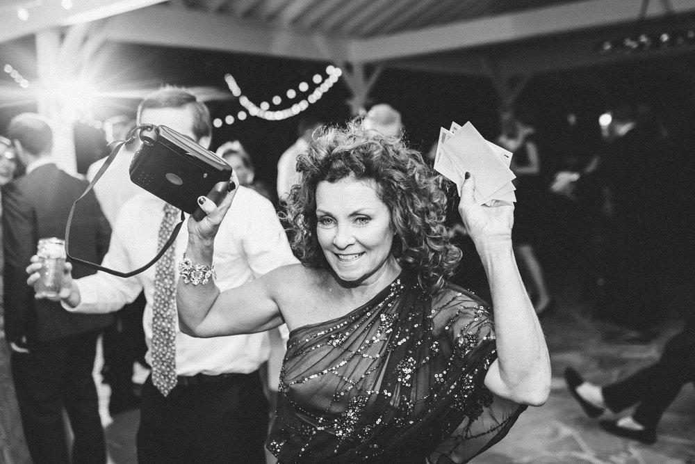 Me & Mr. Jones Wedding, Reception at Cedarwood in Nashville, Gold Wedding, Funny Wedding Photos, Polaroid Guest Book, Adrianna Papell Beaded One Shoulder Gown