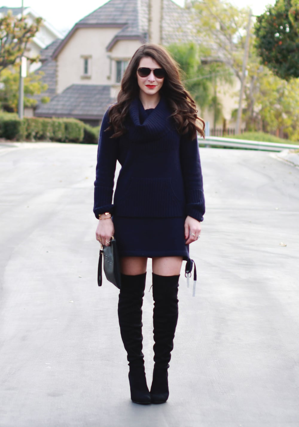 863e0f20214 WINTER STAPLE  THE SWEATER DRESS — Me and Mr. Jones