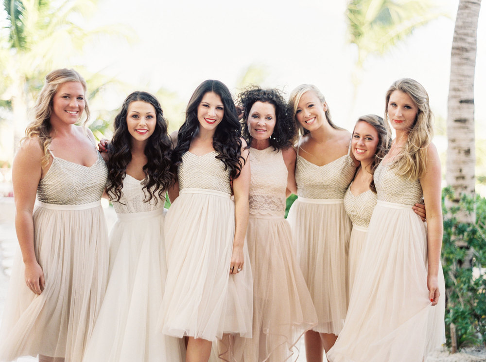 BHLDN bridesmaids dresses, Needle and Tread Coppelia Dress, Mother of the Bride 2 piece dress.