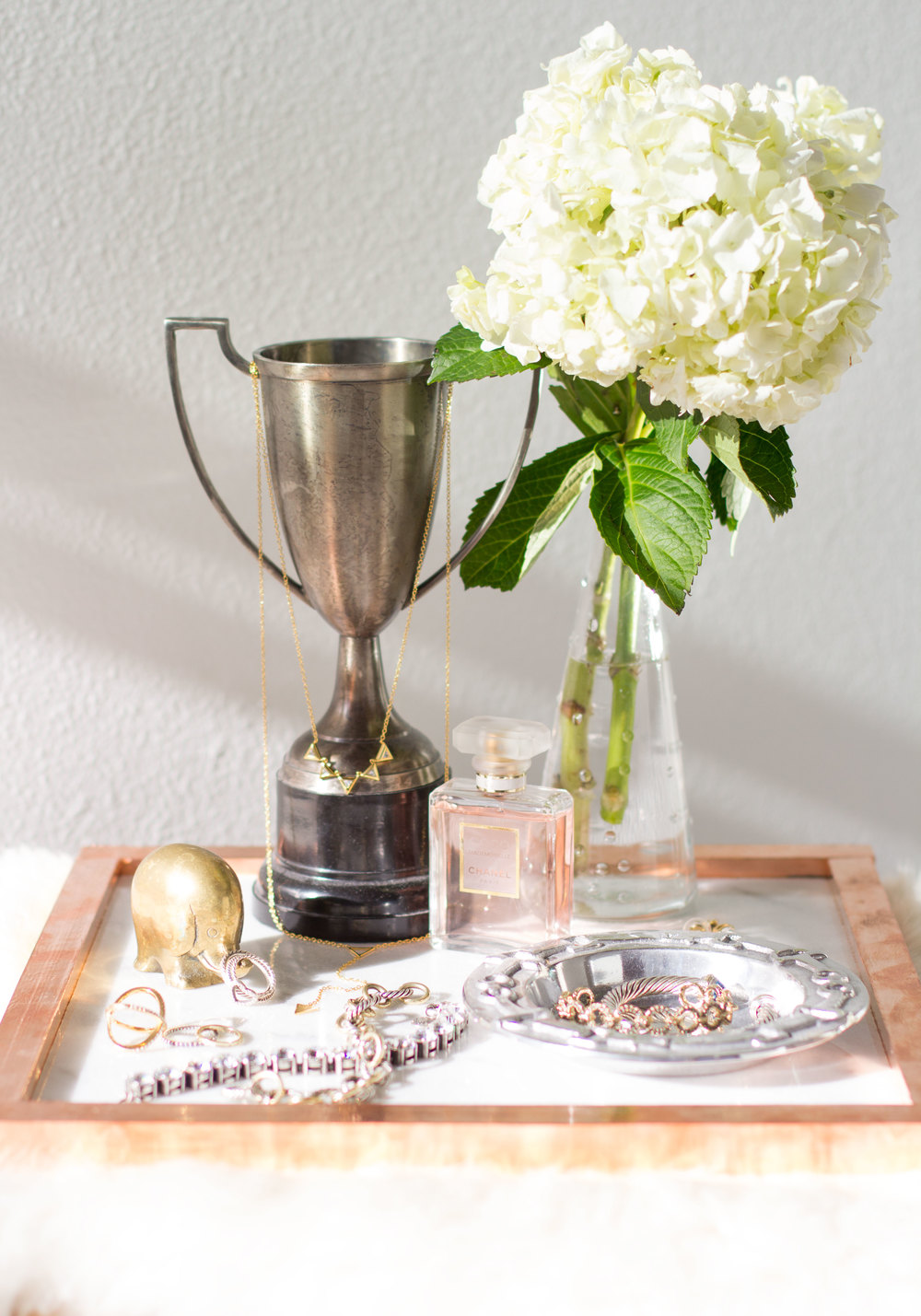 DIY FOR LESS MARBLE JEWELRY TRAY Me and Mr Jones