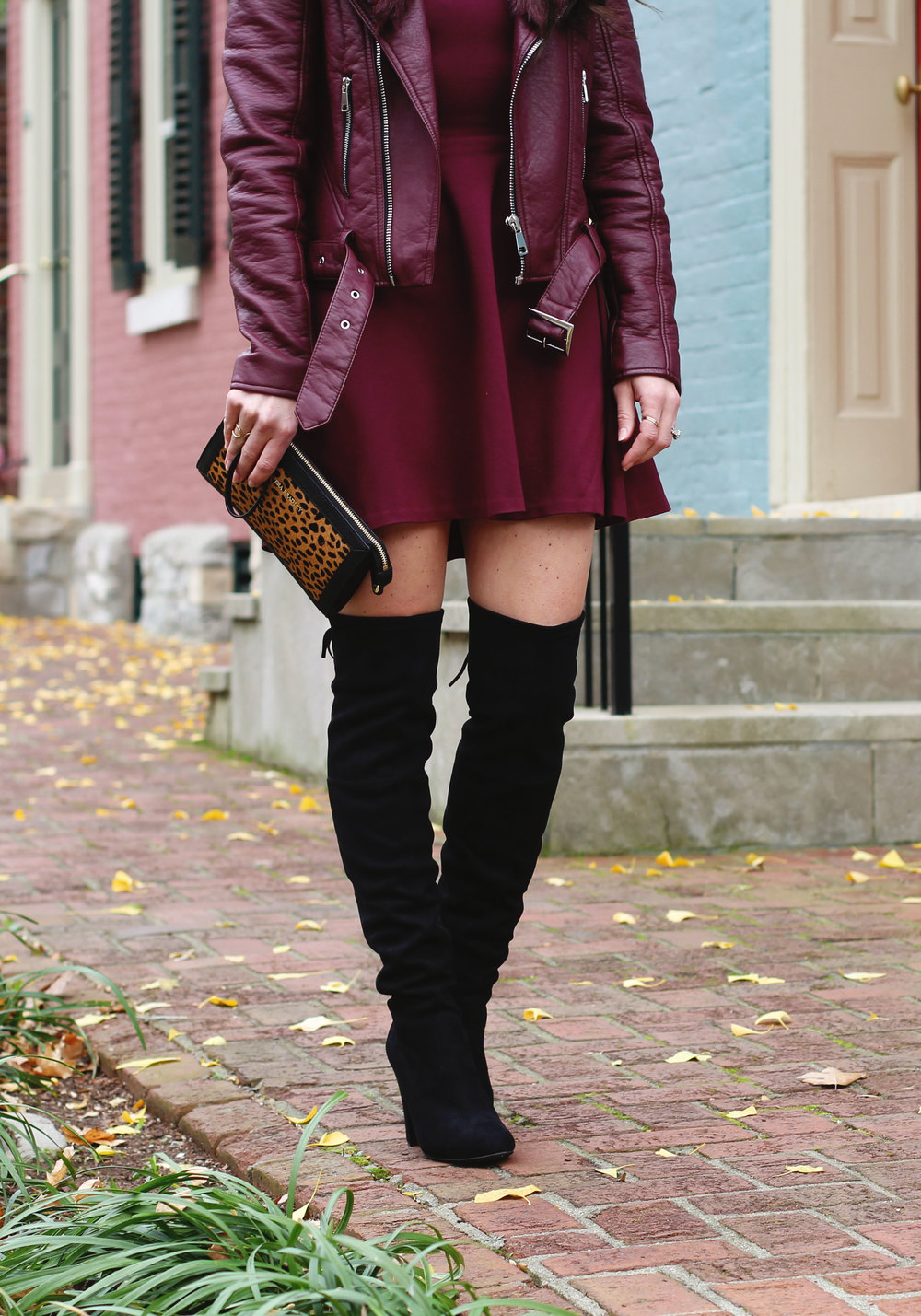 "Steve Madden re-released their popular ""Gleemer"" over-the-knee boots from last season- yay!"