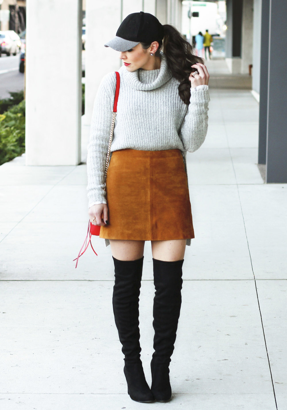 12 WAYS TO WEAR OVER THE KNEE BOOTS — Me and Mr. Jones