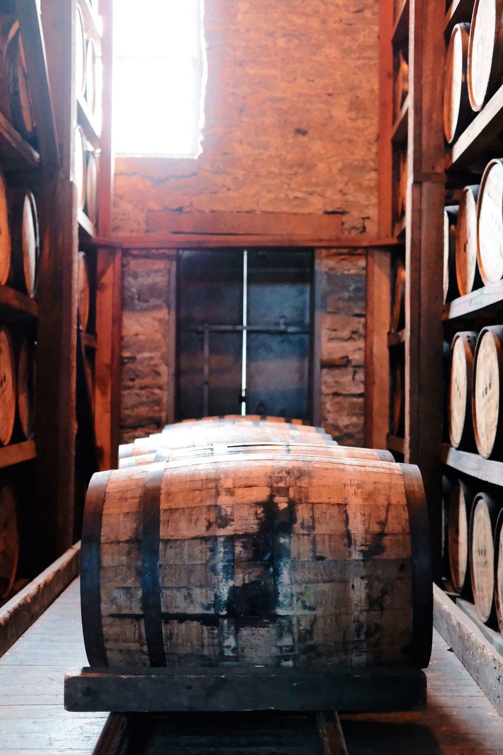Woodford Reserve Distillery Tour, Kentucky Bourbon Trail