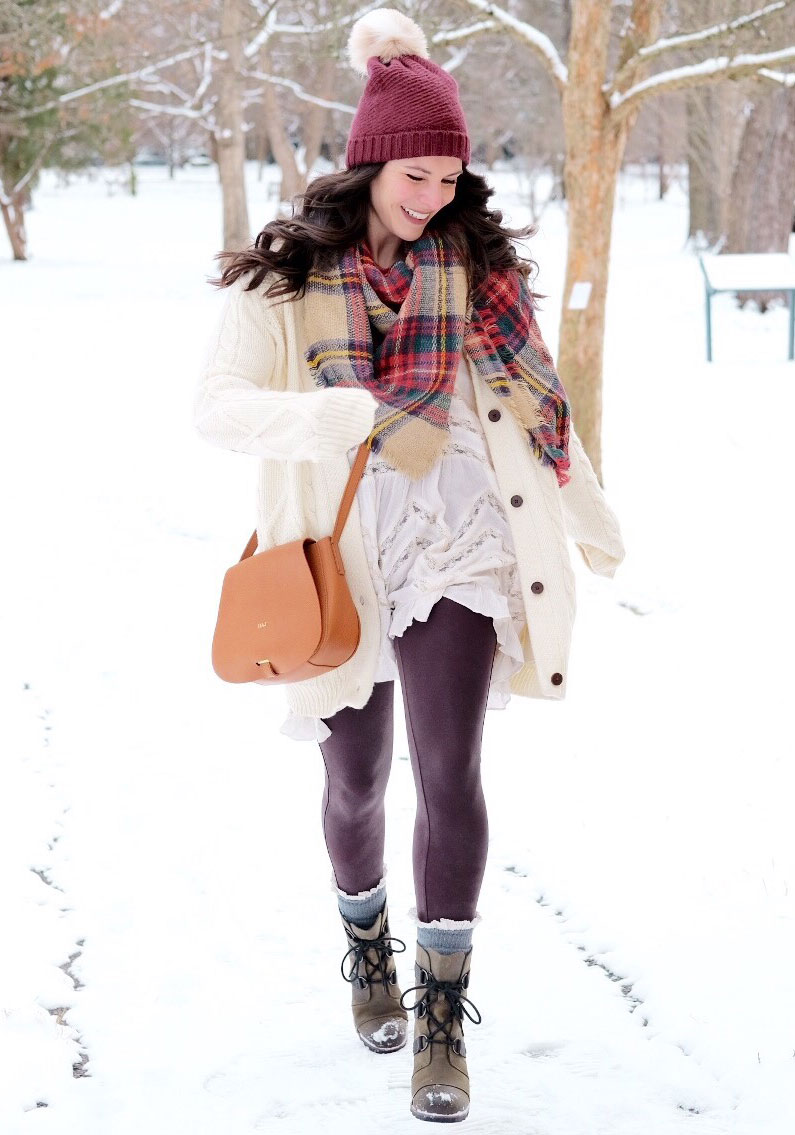 6 Items You Need For A Stylish Snow Day Outfit Me And Mr