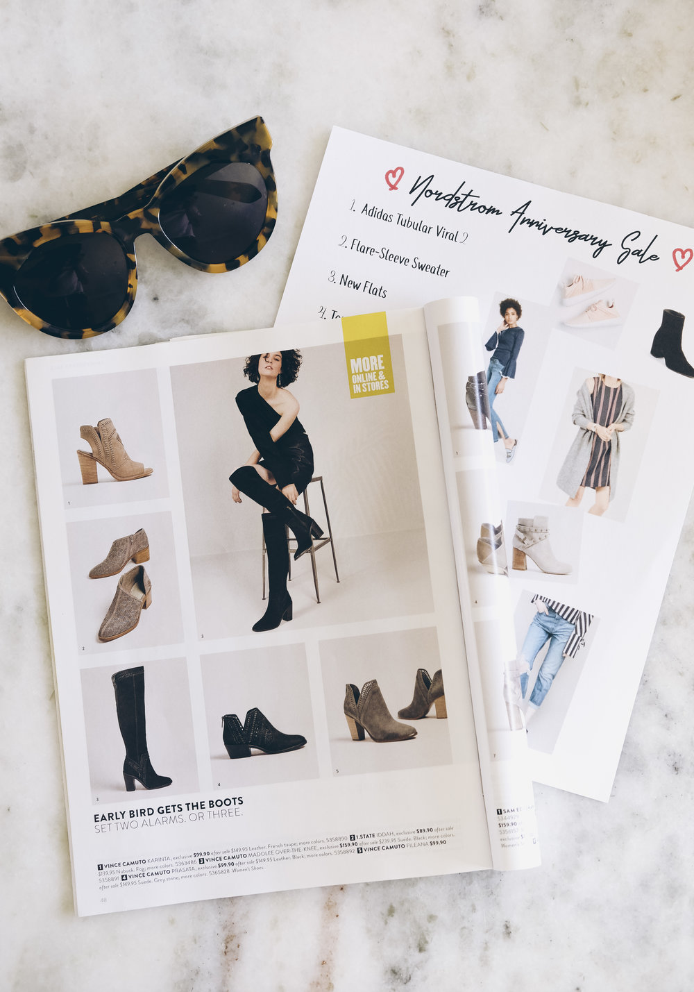 HOW TO: - CREATE A RELIABLE SHOPPING LIST FOR THE NORDSTROM ANNIVERSARY SALE
