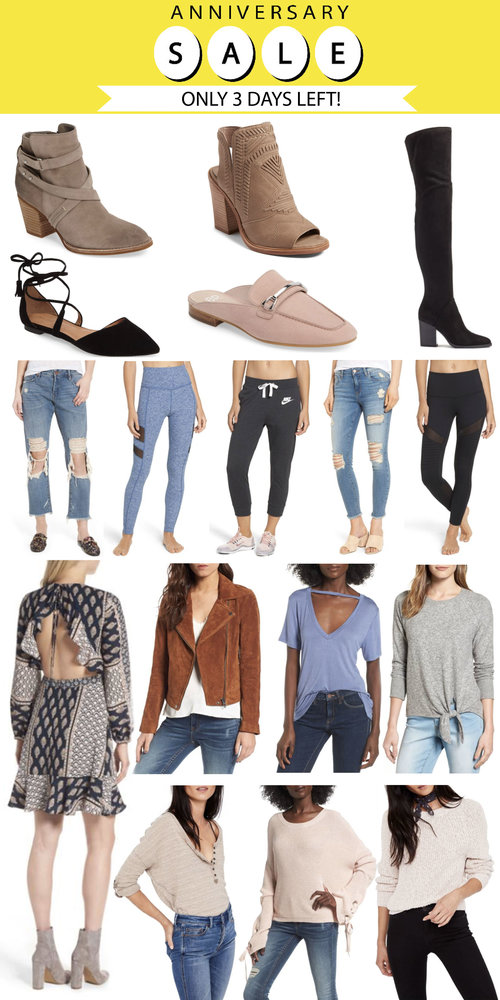 NORDSTROM ANNIVERSARY SALE  THE FINAL WEEKEND TO SHOP! — Me and Mr ... bc963236f