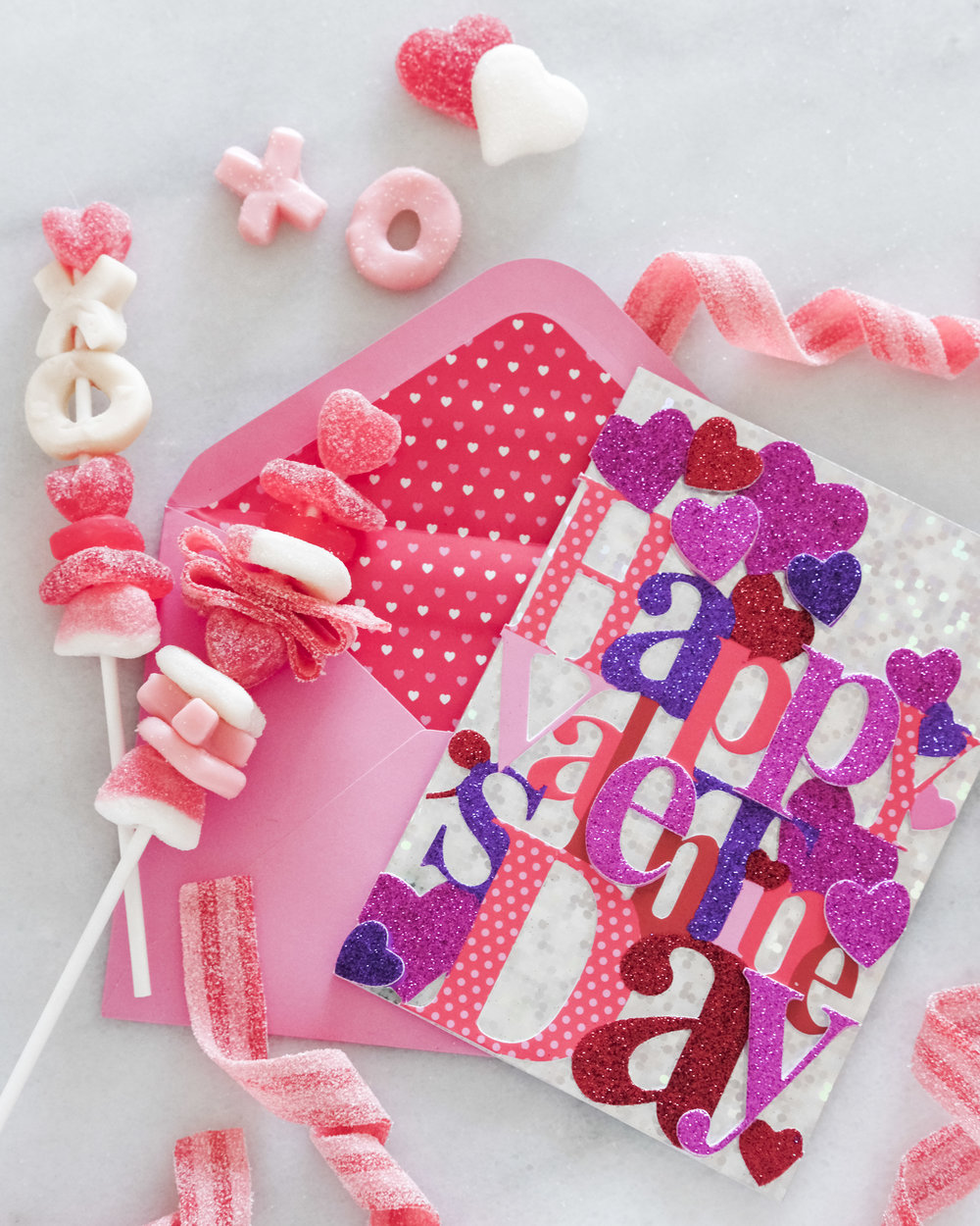 Easy Valentine's day DIY. Last minute Valentine's Day gift ideas, Papyrus Valentine's Day cards.