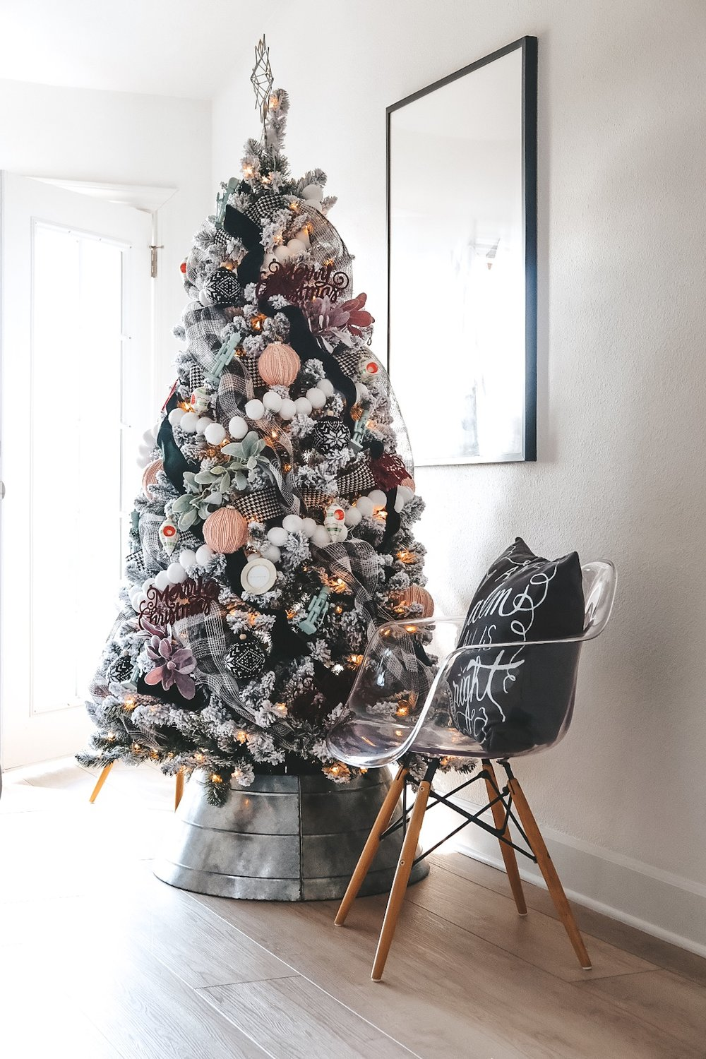 How To Make Your Christmas Tree Full On A Budget Me And Mr Jones