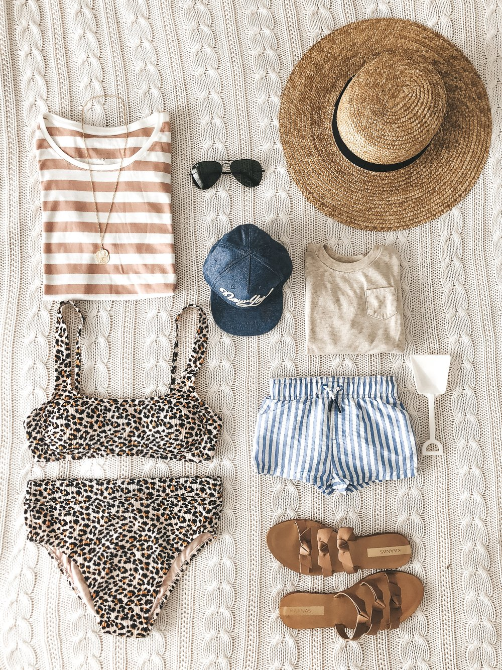 Mommy and me outfits for spring.