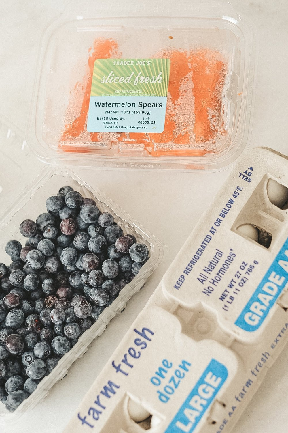Trader Joes checklist for baby led weaning foods.  Toddler foods at Trader Joes.