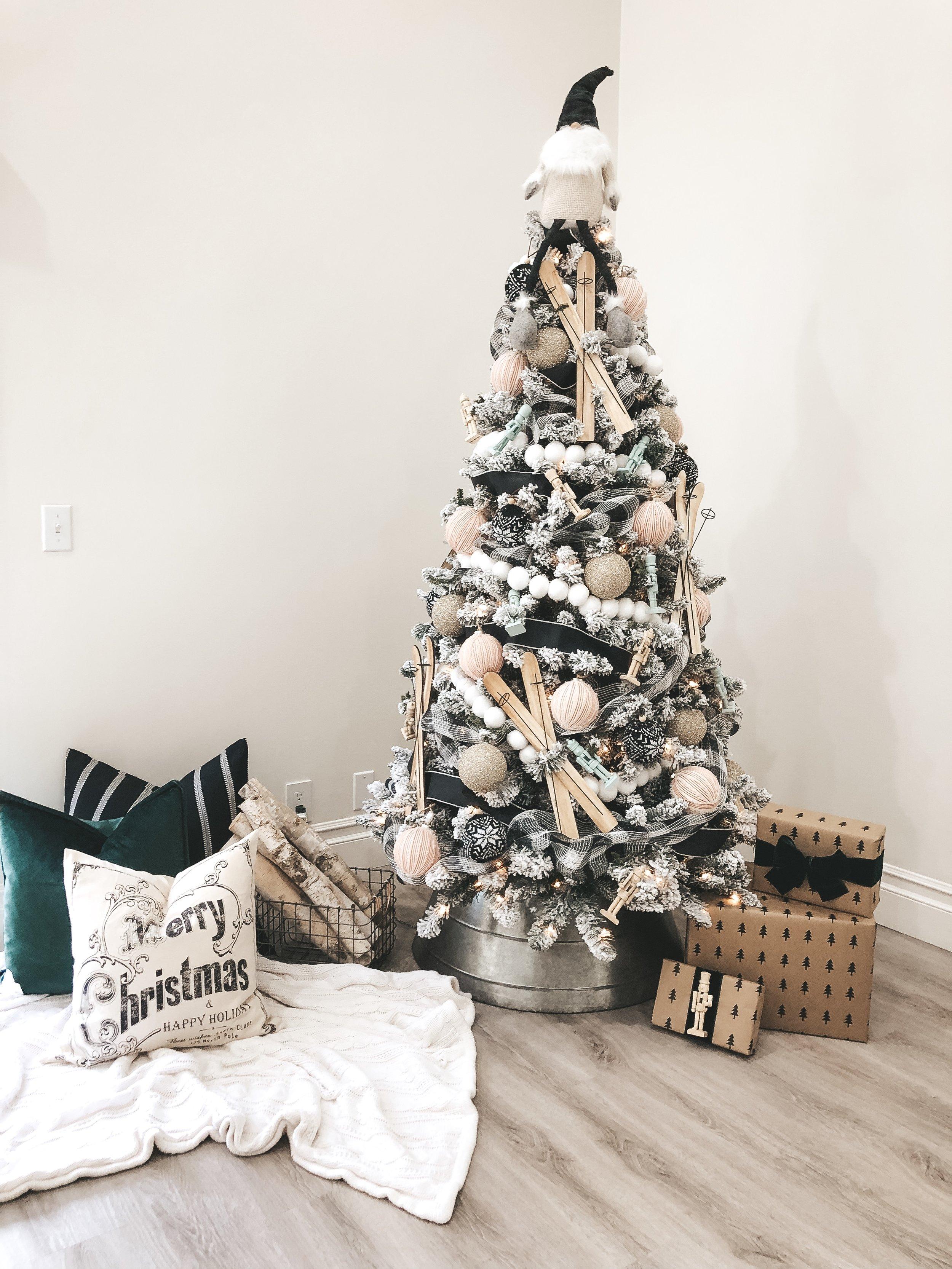 Christmas 2019 Our Modern Holiday Home Decor Me And Mr Jones
