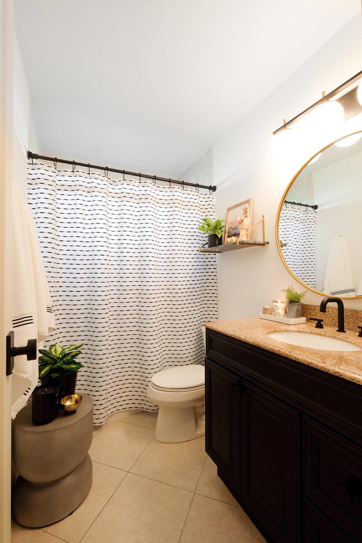 Guest Bathroom Refresh Home Sweet Reno Me And Mr Jones