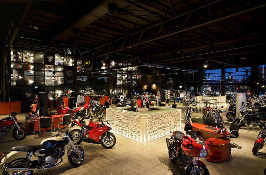 Fraser Motorcycles, Concord