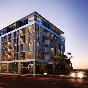 Crest Apartments, Auckland