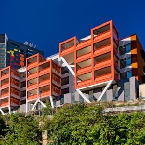 Antias Apartments, Jacksons Landing (Pyrmont)