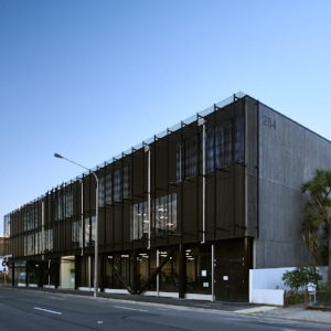Warren & Mahoney Building, Christchurch