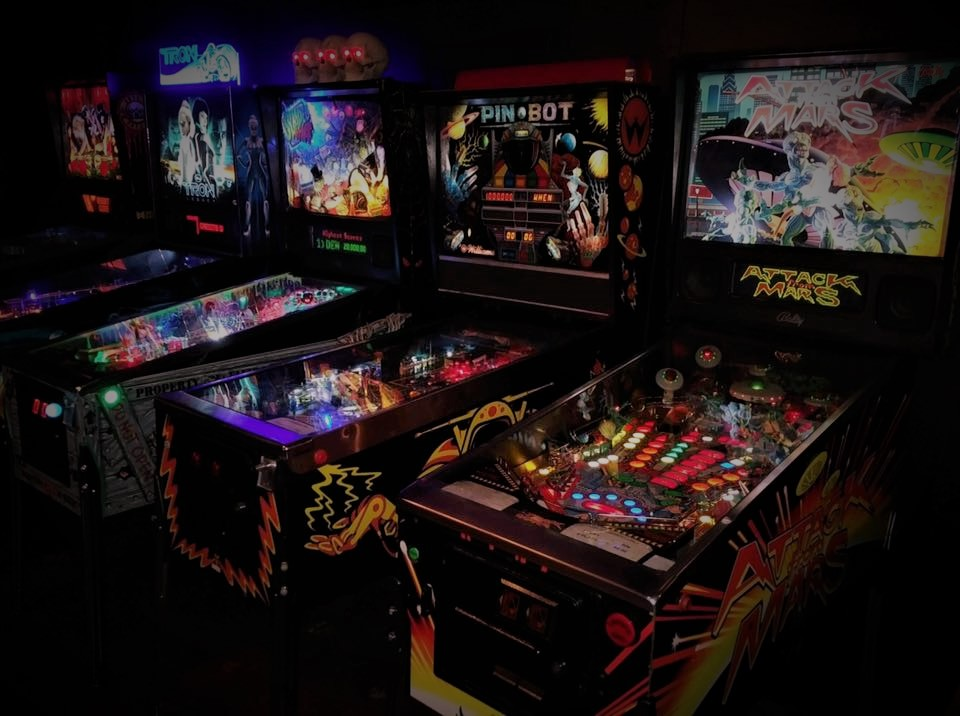 Pinball & Arcade  - @ Sister Bar Downtown