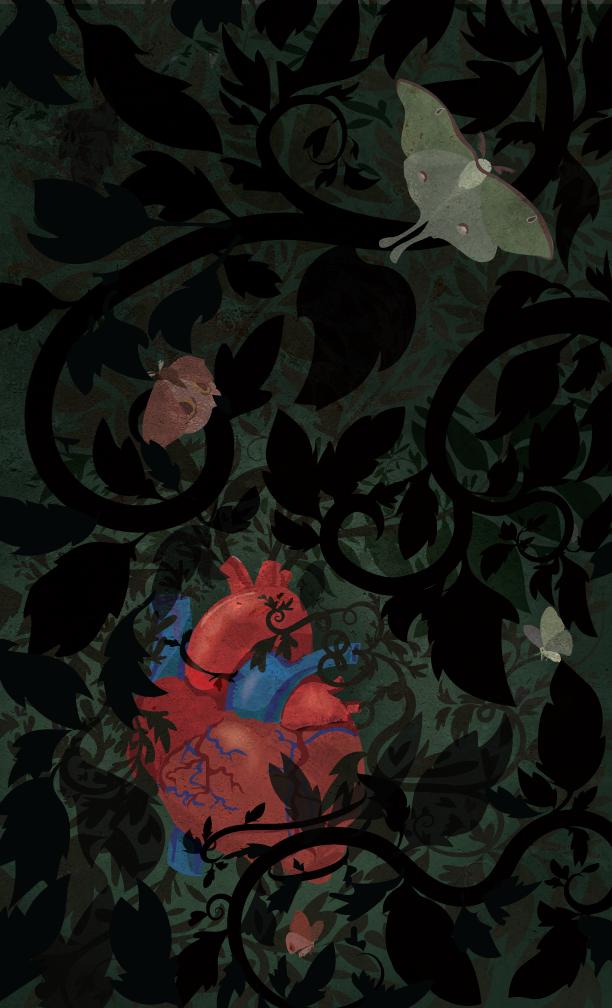 Dark Heart Garden