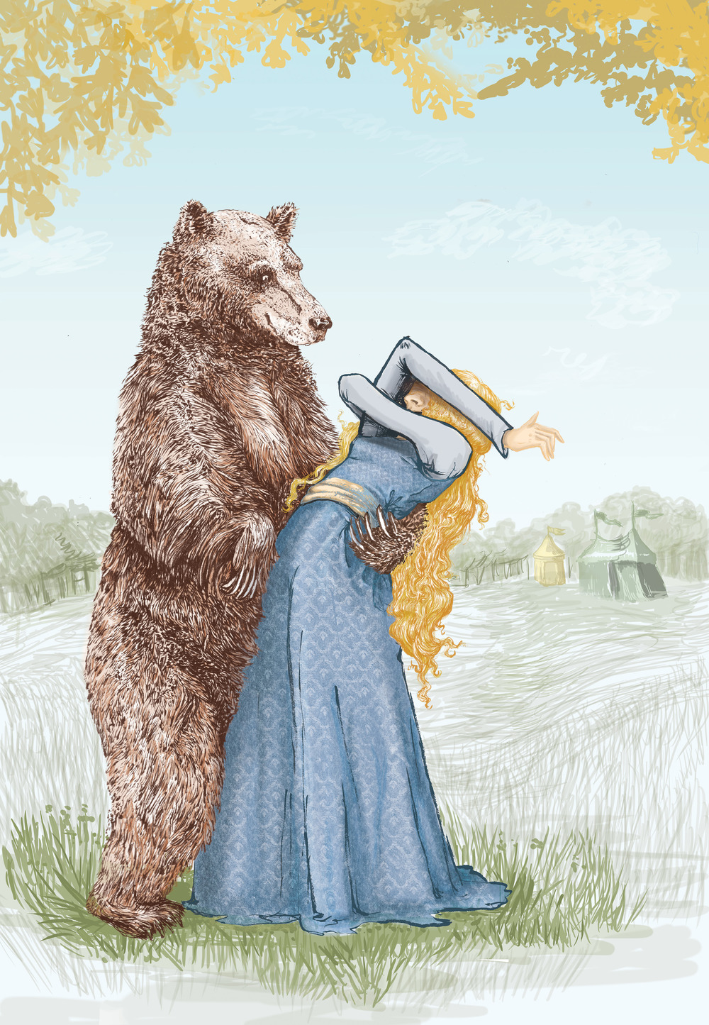 Bear and the Maiden Fair