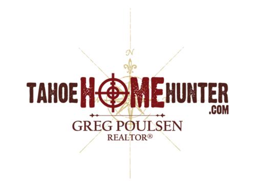 Tahoe Home Hunter Greg Poulsen Realtor Logo