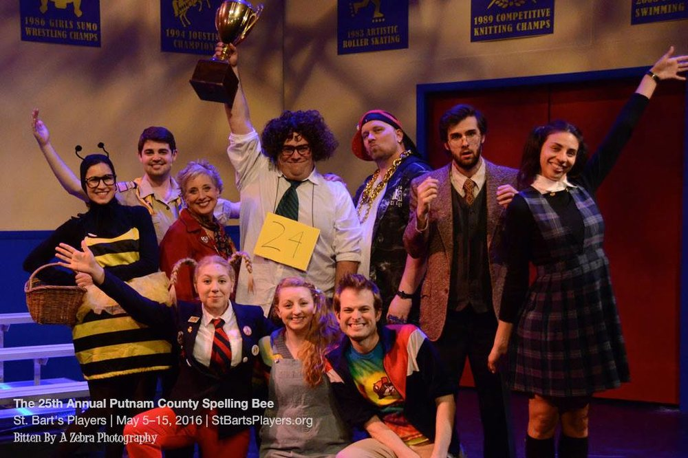 The 25th Annual Putnam County Spelling Bee, 2016