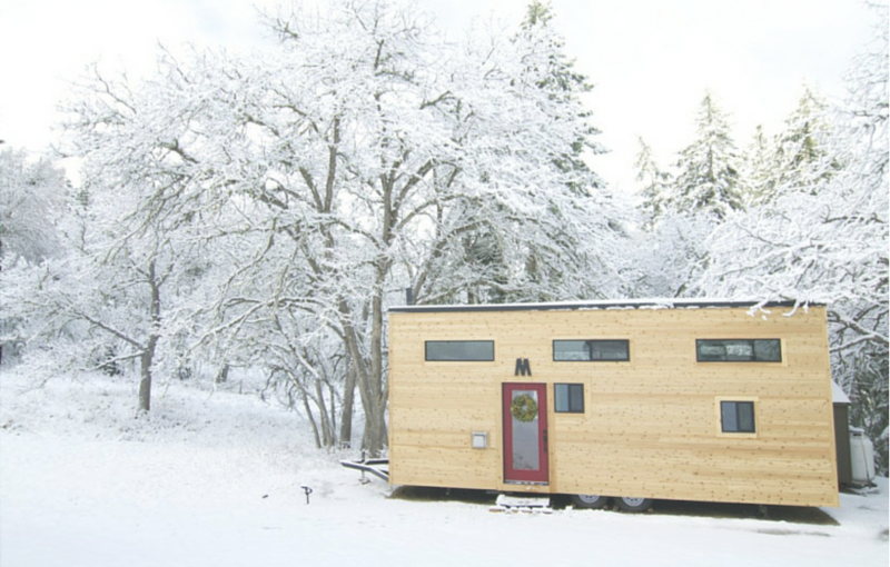 Andrew and Gabriella's tiny hOMe