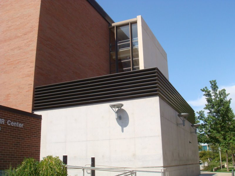 U of U Henry Eyring Building