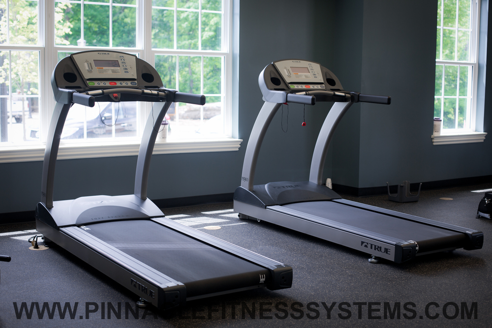 Upper St. Clair Apartment Fitness Center