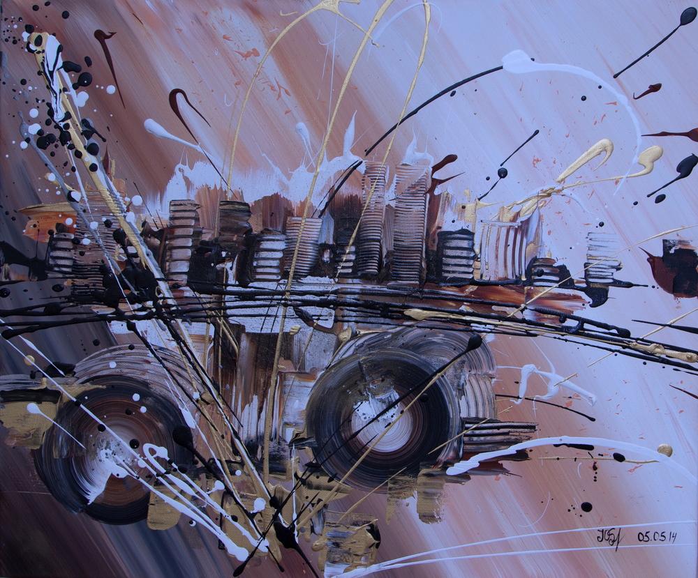 """Techno City"""