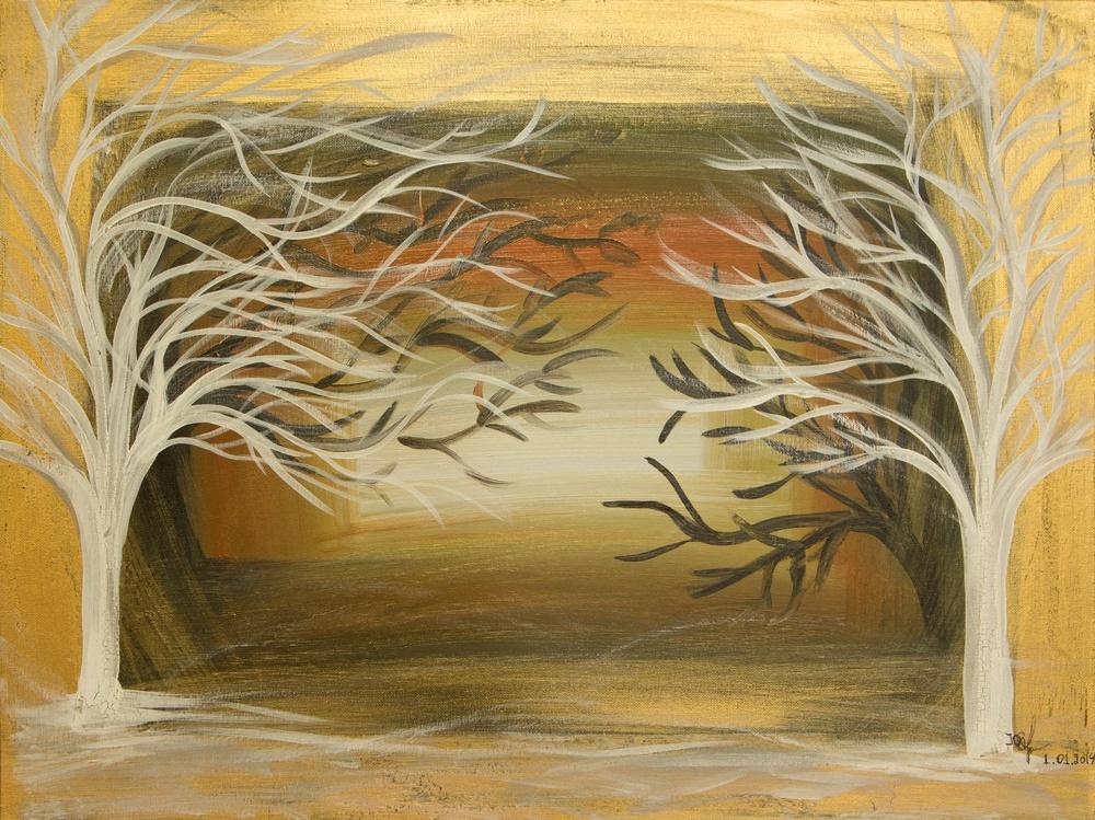 """Golden Forest"" 2014"