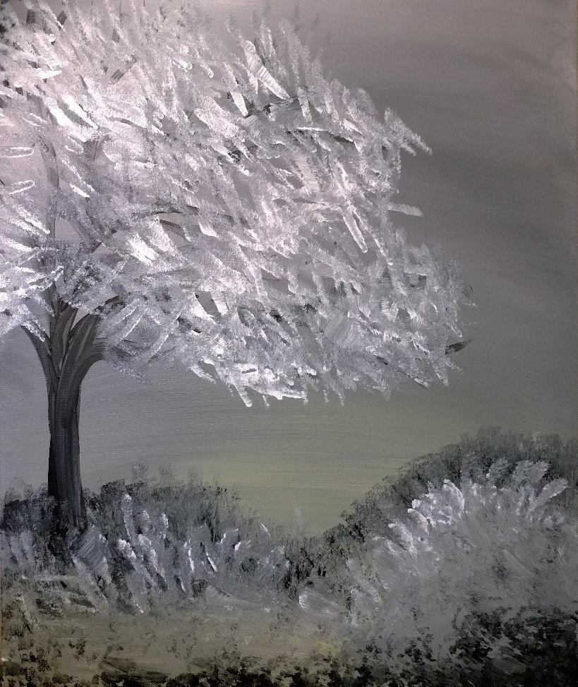 """Winter Glass"""
