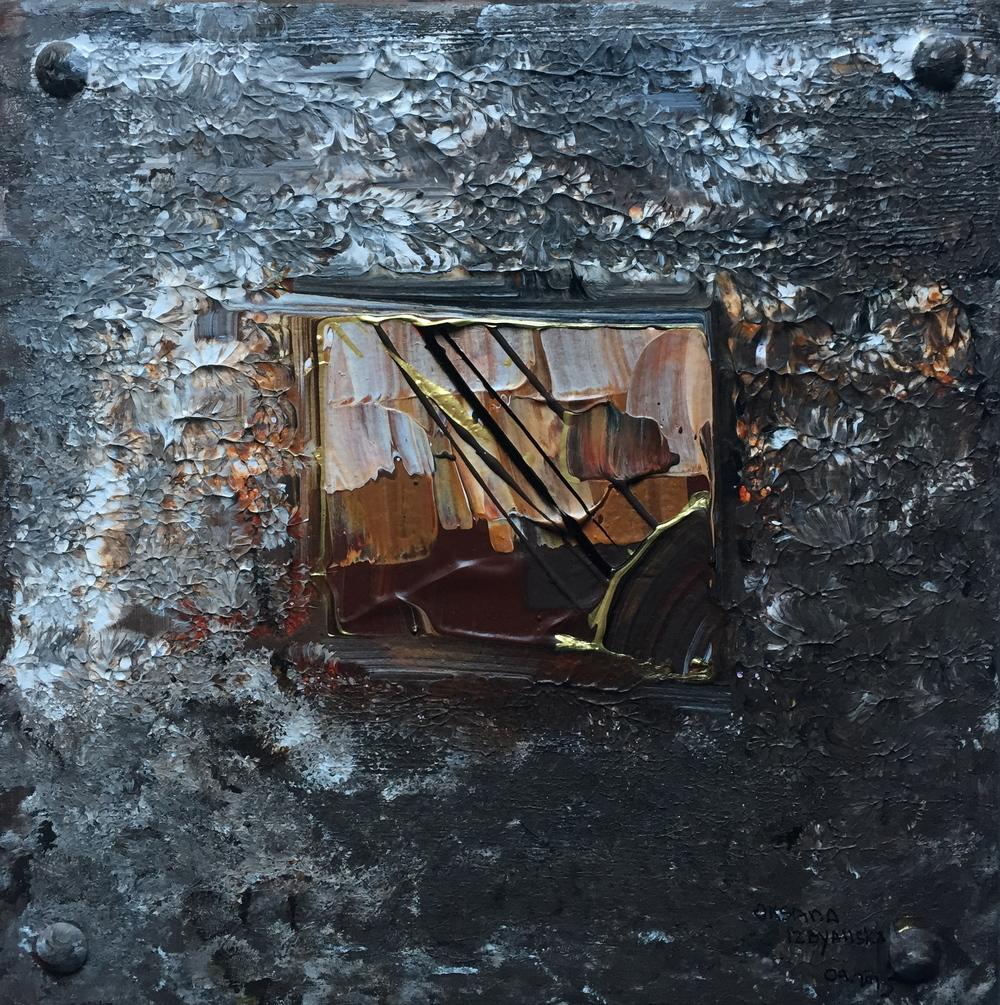 """Wooden Box"" 2015"