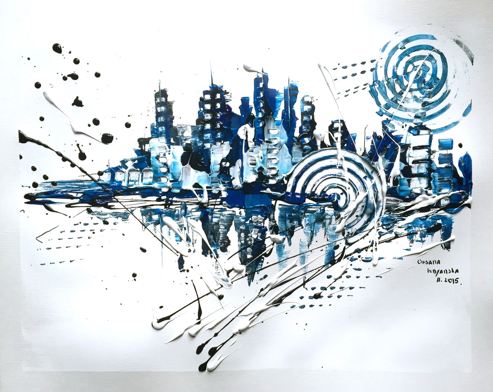 """Blue City"""