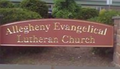 Allegheny Evangelical Lutheran Church - We believe in God and His Son, Jesus Christ, through whom we receive the gifts of the sacraments and eternal life. In response to these gifts, this congregation is here to worship God, educate in Christian faith, witness to others, and serve our changing community