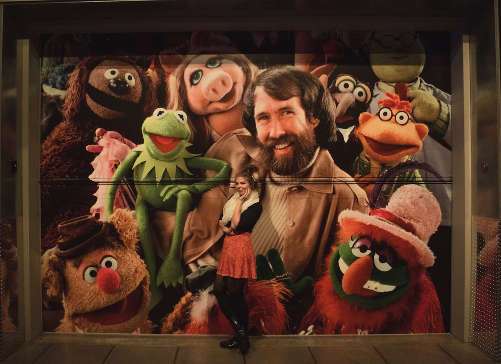 I really freaking love Jim Henson, ok?