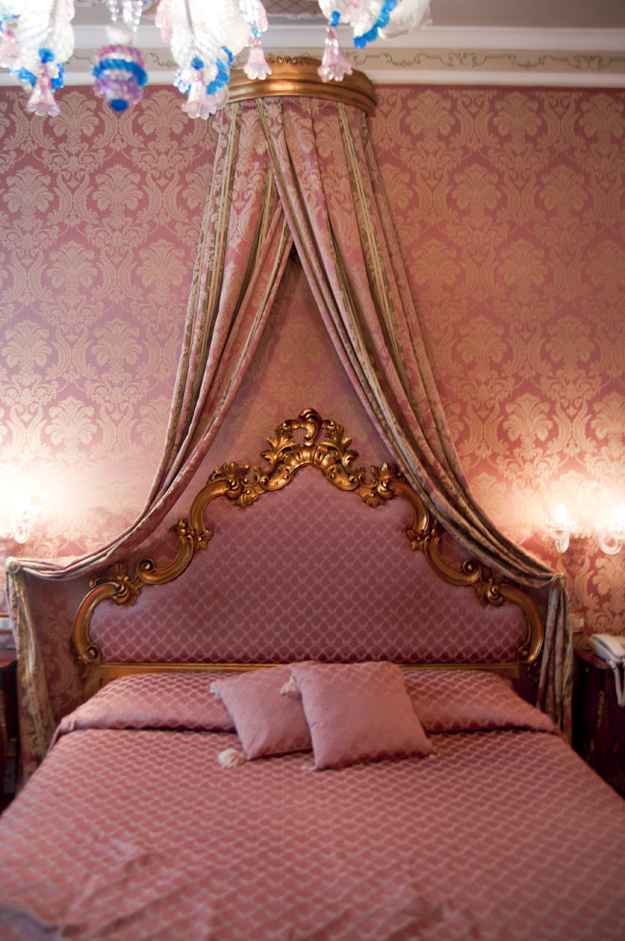 Our Hotel Room - Venice - Photo by: Lauren Caron