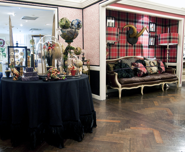 Bergdorf Goodman - Decorative Home - Featuring Alessandra Branca