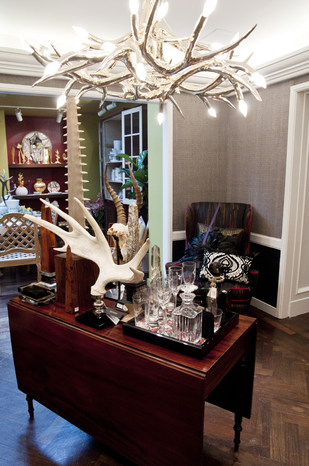 Bergdorf Goodman - Decorative Home, Featuring Alessandra Branca