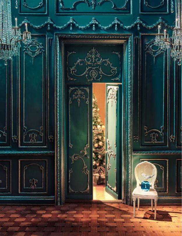 Tiffany Interior